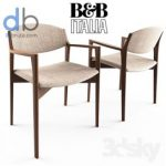 B&B Italia Emy Chair 702