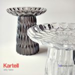 Kartell Jelly Table & chair 328