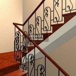 1. Staircase 3dmodel