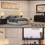 Smania bed  293