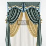 426. Curtain 3dmodel  pro