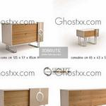 caroti chest of drawers Sideboard 240