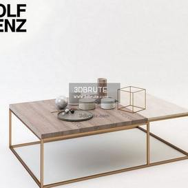 ROLF BENZ 985 2014 table
