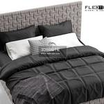 FLEXTEAM_MARCEL Bed