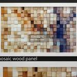 116. 3D panel 3dmodel