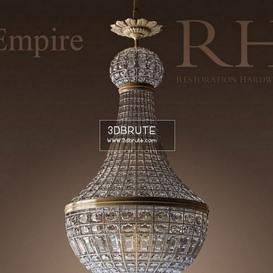 empire lustre Ceiling light