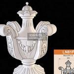 189 Decorative plaster  3dmodel