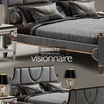 visionnaire windsor master Bed