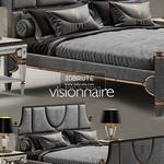 visionnaire windsor master Bed  327