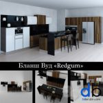 71 Kitchen 3dmodel