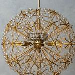 Floral Burst Chandelier Ceiling light 1058