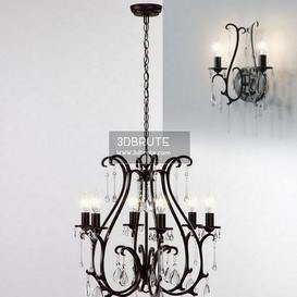 Celeste Chandelier Ceiling light