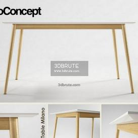 BoConcept Milano table