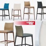 Cattelan Italia ARCADIA stool chair 779
