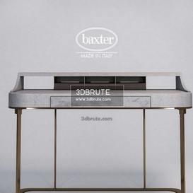 baxter Yves desk corona 2012 table