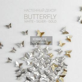 batterfly (9 butterfly objects)