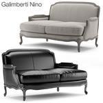 357. Galimberti Nino sofa