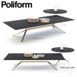 POLIFORM MONDRIAN coffee table   2014  638