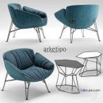 Arketipo juno sofa 361