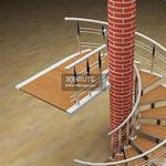 3. Staircase 3dmodel