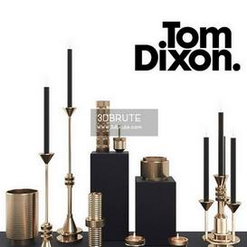 Candles & accesories Tom Dixon