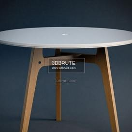 P&W 007 table
