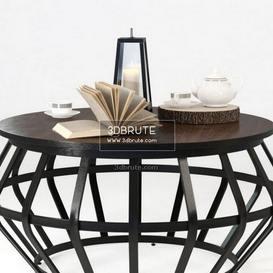 Tribecca Cofee table