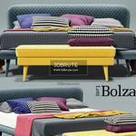 Bolzan Corolle bed  403