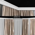 139 Curtain 3dmodel