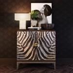 Vanna Zebra Cabinet Sideboard 270