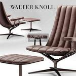 Walter knoll Healey Lounge Armchair 3dmodel 686