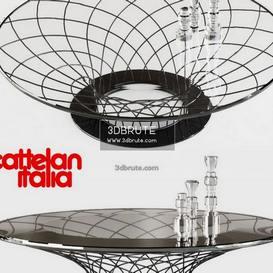 Cattelan NIDO 2012  corona table