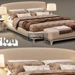 Flou Oliver bed  410