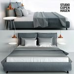 studio copenghagen Bed