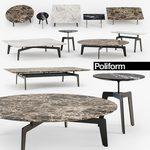 Poliform  TRIBECA coffee s Table & chair 427