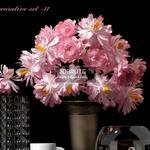 442. Decorative set 3dmodel