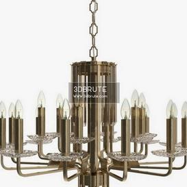 Faustig  Chandelier 63412-18 Ceiling light