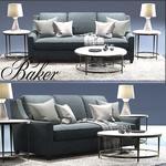 455. Baker sofa