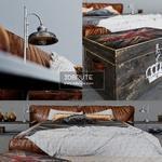 Bed 3dsmax  3dbrute  450