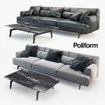 Poliform Sofa 3dmodel