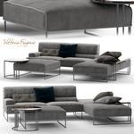 Vihoria Frigerio Sofa 3dmodel