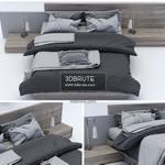 459. Bed 3dmodel