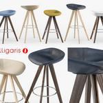 Palm W stool 852