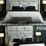 467. Fendi bed