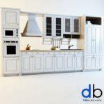 27 Kitchen 3dmodel