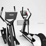 54. Gym Equipment  3dmodel