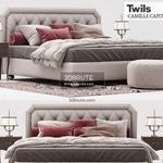 Twils bed  482