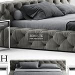 Rh Restoration hardware soho bed  495