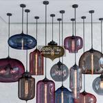 Modern Glass PendantFinal Ceiling light 1189