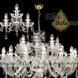 Elite Bohemia L 102-24-02N  Elite Bohemia N 102-3-02 Ceiling light